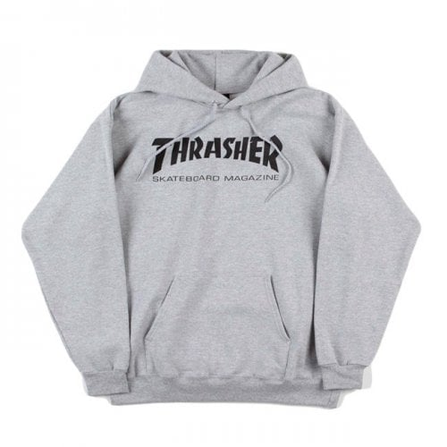 Sweatshirt Thrasher: Skate Mag Hood GR
