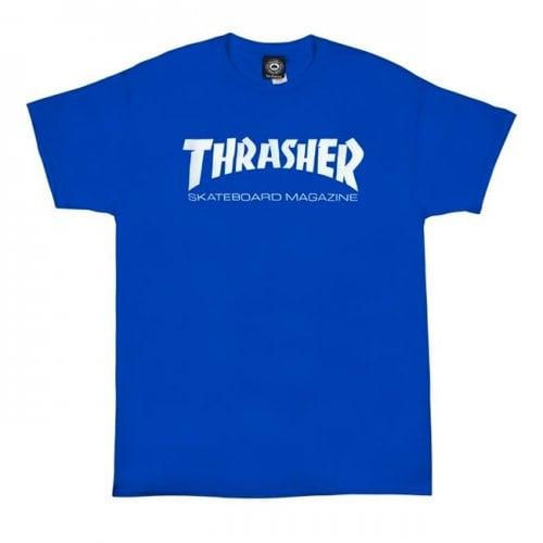 T-Shirt Thrasher: Skate Mag RY