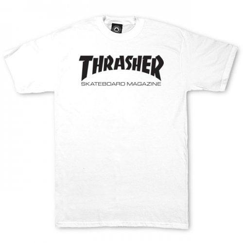 T-Shirt Thrasher: Skate Mag WH
