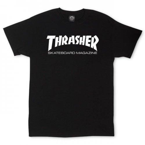 T-Shirt Thrasher: Skate Mag BK