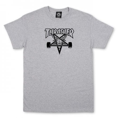 T-Shirt Thrasher: Skategoat GR