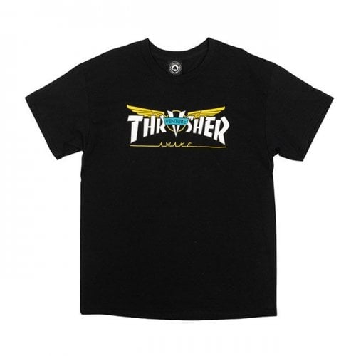 T-Shirt Thrasher: Venture Collab BK