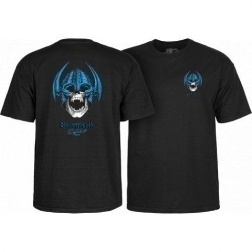 T-Shirt Powell Peralta: Welinder Nordic Skull Black
