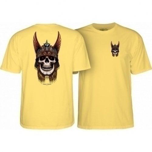 T-Shirt Powell Peralta: Andy Anderson Skull Banana