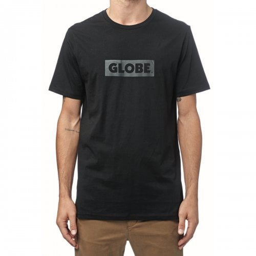 T-Shirt Globe: Fracture Tee BK