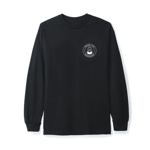 T-Shirt LS Macba Life: OG Logo BK
