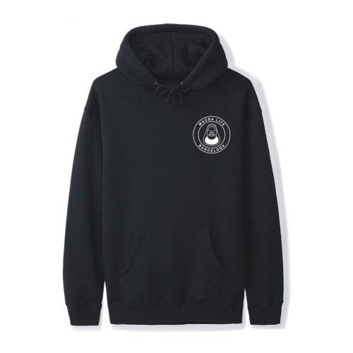 Sweatshirt  Macba Life: OG Logo Hoodie BK