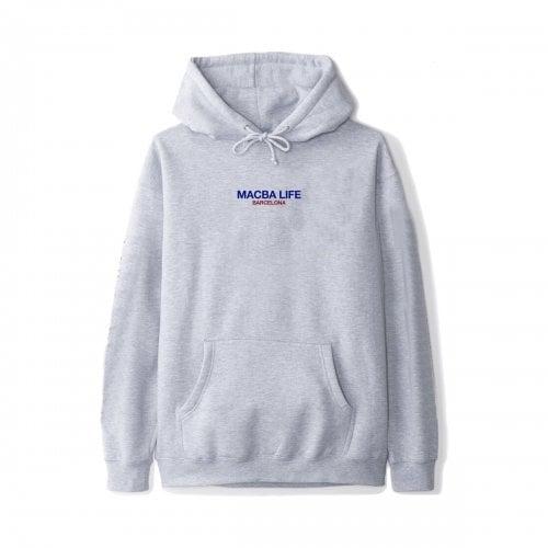 Sweatshirt  Macba Life: Two Tones Hoodie GR