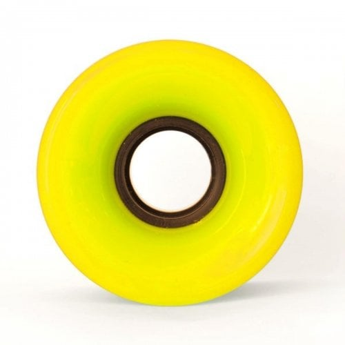 Rodas Cruiser: Yellow Neon (60mm)