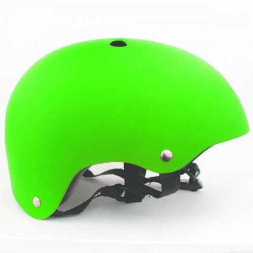 Capacete Skate Industrial: Neon Green