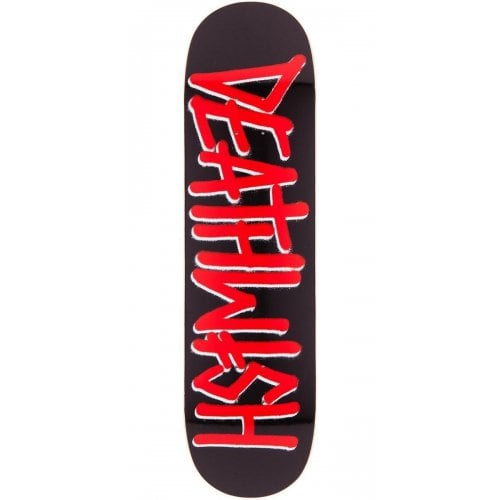 Tábua DeathWish: Deathspray Red 8.25