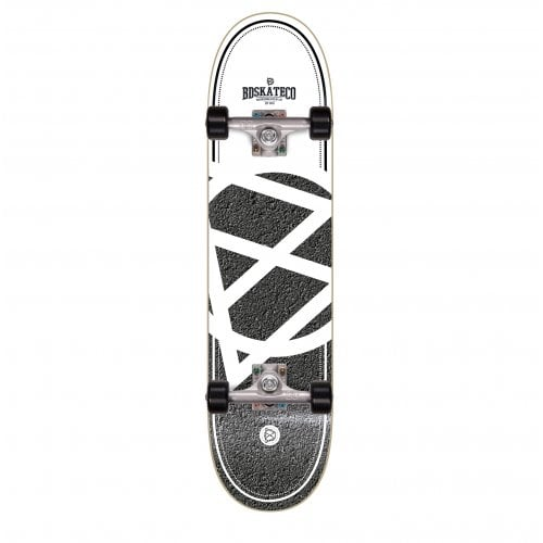 Skate Completo BDSkateCO: Ground Asphalt 7.5