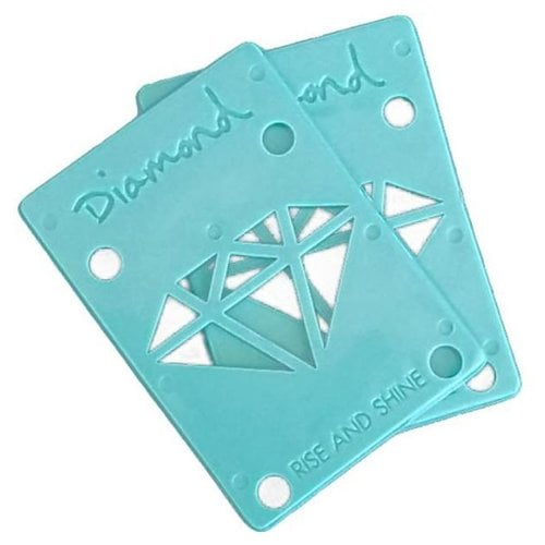 Bases Diamond: Rise & Shine Risers Blue