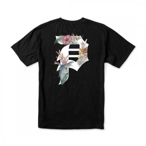 T-Shirt Primitive: Dirty P Tropics BK