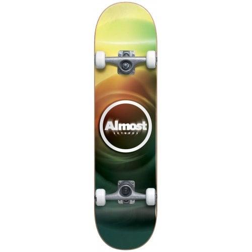 Skate Completo Almost: Blur Resin Multi 7.75x31.2