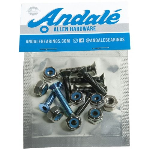 Parafusos Andale: Combo Hardware 7/8