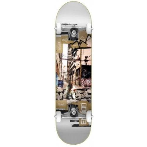 Skate Completo EMillion: Art Prayer 8.0x31.5