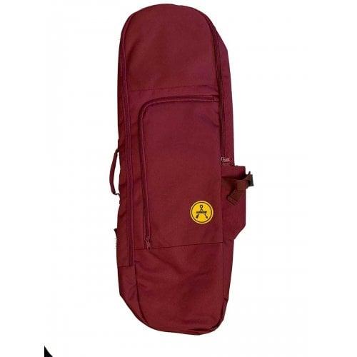 Saco de Skate Arrow: Skate Bag Burgundy