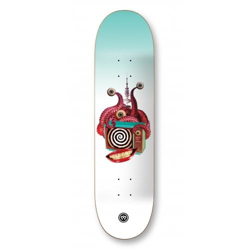 Tábua Imagine Skateboards: Dependence TV 8.0