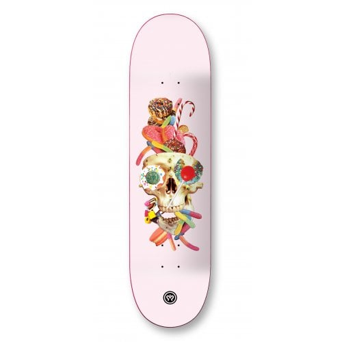Tábua Imagine Skateboards: Dependence Sugar 8.1