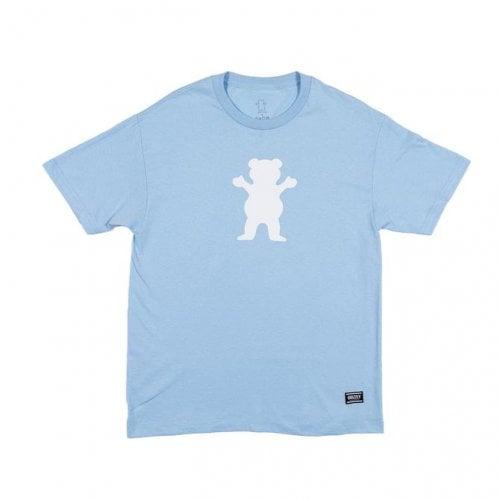 T-Shirt Grizzly: OG Bear SS Tee LG-BL