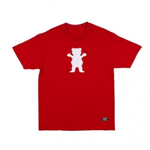 T-Shirt Grizzly: OG Bear SS Tee RD
