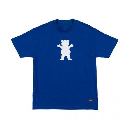 T-Shirt Grizzly: OG Bear SS Tee ROY-BL