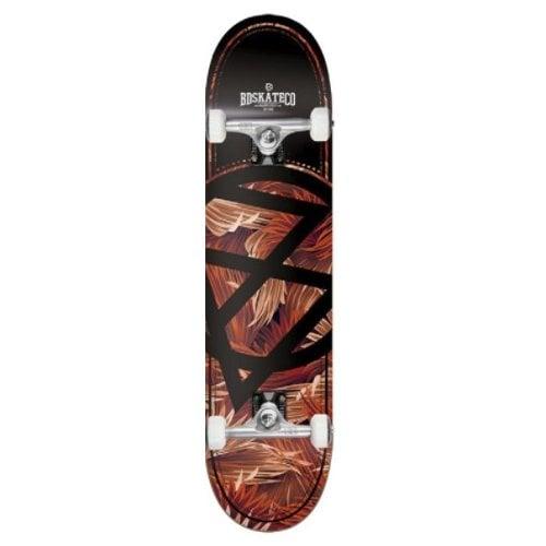 Skate Completo BDSkate: OG Model: Leaves Red 8.0