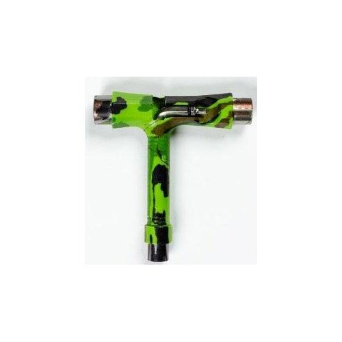 Ferramenta Hydroponic: T-Tool Print Green Camo