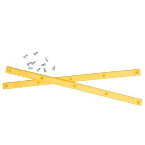 Rails Pig: Skateboard Rails Yellow