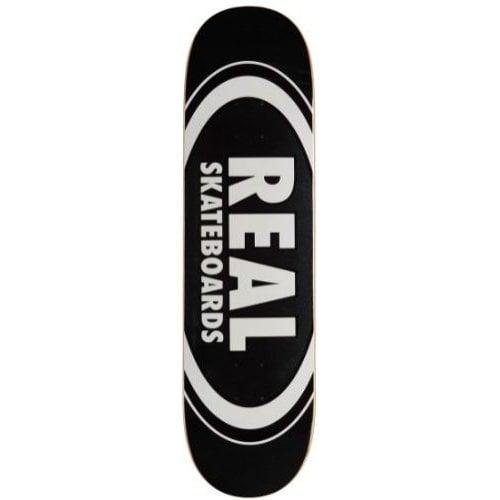 Tábua Real: Classic Oval Black 8.25x32