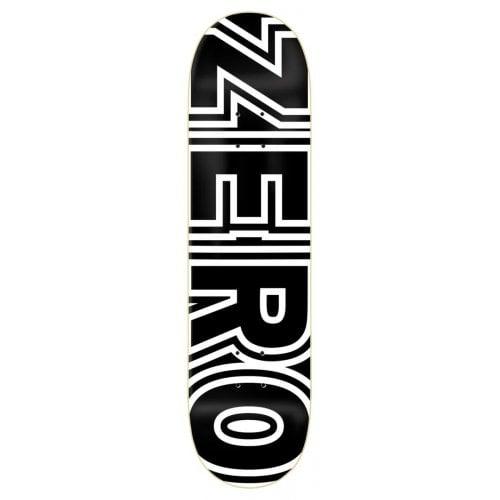 Tábua Zero: Bold Black 8.25x31.9