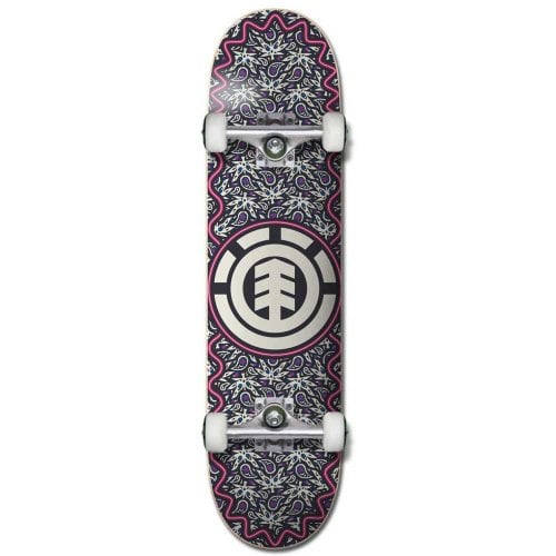 Skate Completo Element: Paisel 7.75x31.25