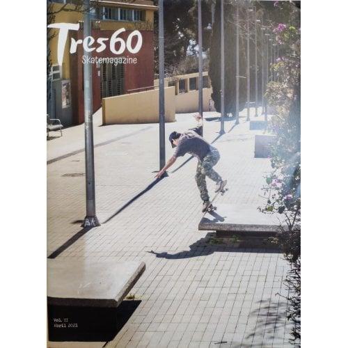 Tres60 Skatemagazine: Volulmen II