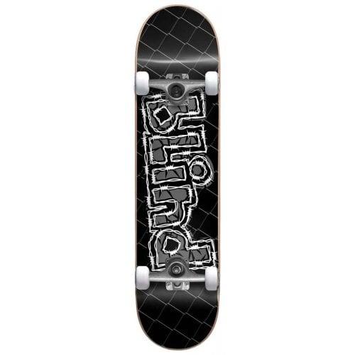 Skate Completo Blind: OG Grundge Logo Black FP 8.0x31.6