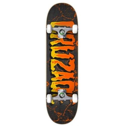 Skate Completo Cruzade: Dark Label 8.0x31.85