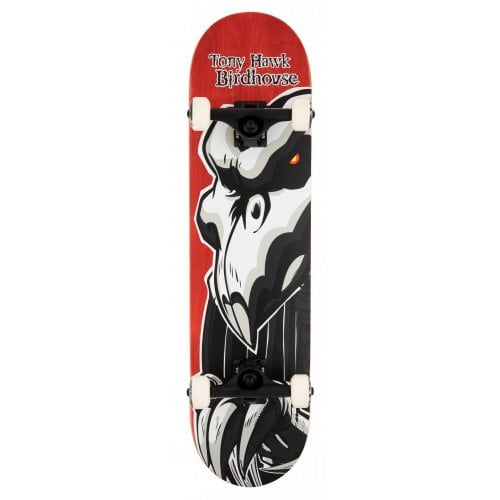Skate Completo Birdhouse: Stage 3 Falcon 2 Red 8.0x31.5