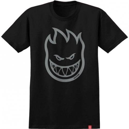 T-Shirt Spitfire: Bighead SS Black/Metallic