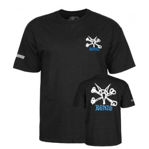 T-Shirt Powell Peralta: Rat Bones BK