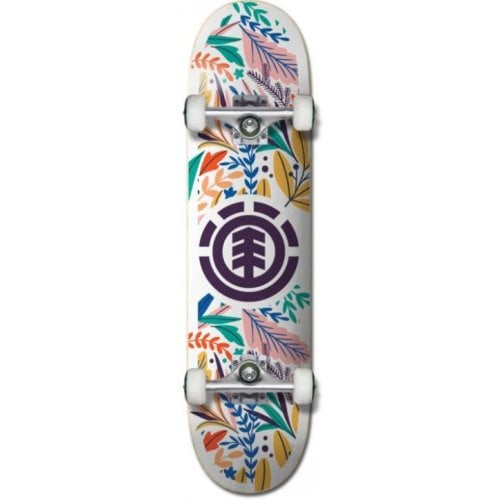 Skate Completo Element: Floral Party 7.75x31.25