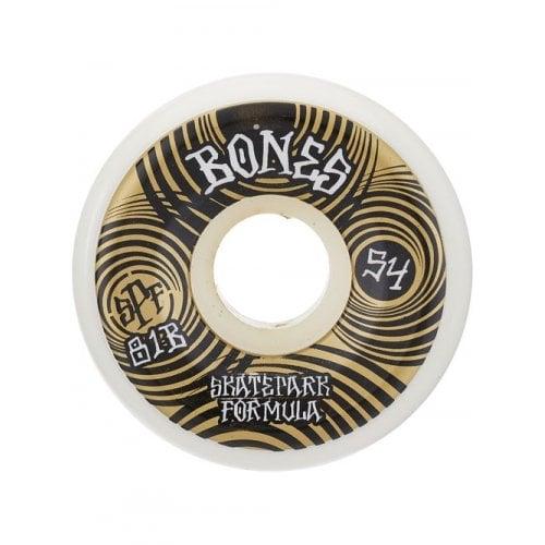 Rodas Bones: Ripples SPF 81B Gold (54mm)