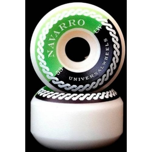Rodas Universal: Navarro Fluor 101A (53mm)
