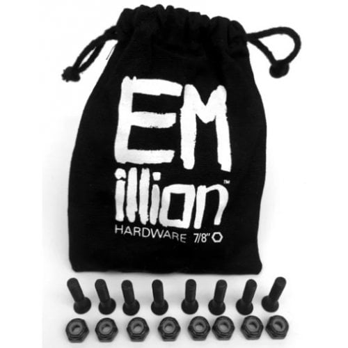 "Parafusos Emillion: Mounting Hardware 7/8"" Allen"