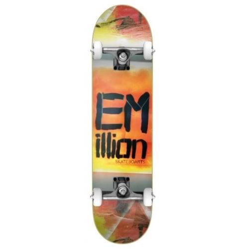 Skate Completo EMillion: Medley 8.125x31.5