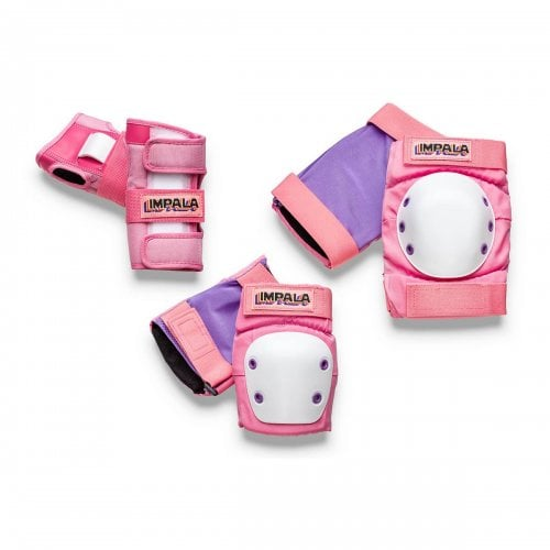 Impala Pads Pack: Adult Protective Pack - Pink