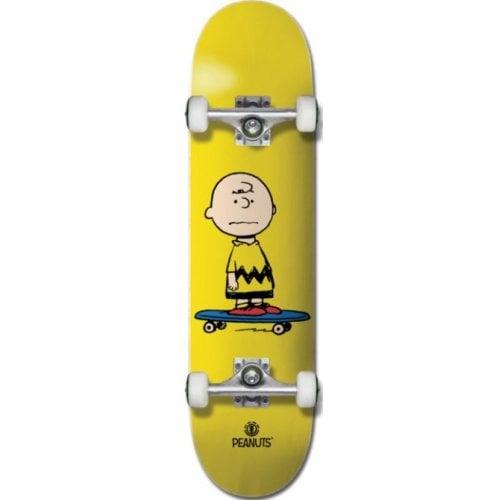 Skate Completo Element: Peanuts Charlie 7.75x31.25