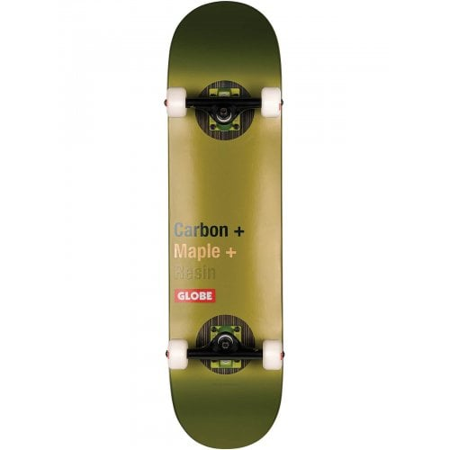 Skate Completo Globe: G3 Bar Impact/Olive 8.0