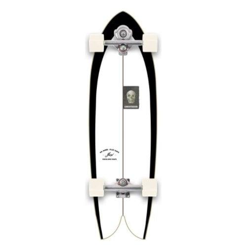 "C-HAWK 33"" CHRISTENSON X YOW SURFSKATE"