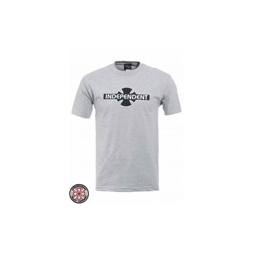 T-Shirt Independent: OGBC Athletic Heather GR