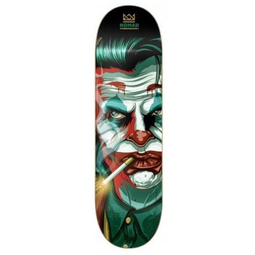 Tábua Nomad: Joker & 2pack Seriers 8.25x31.7